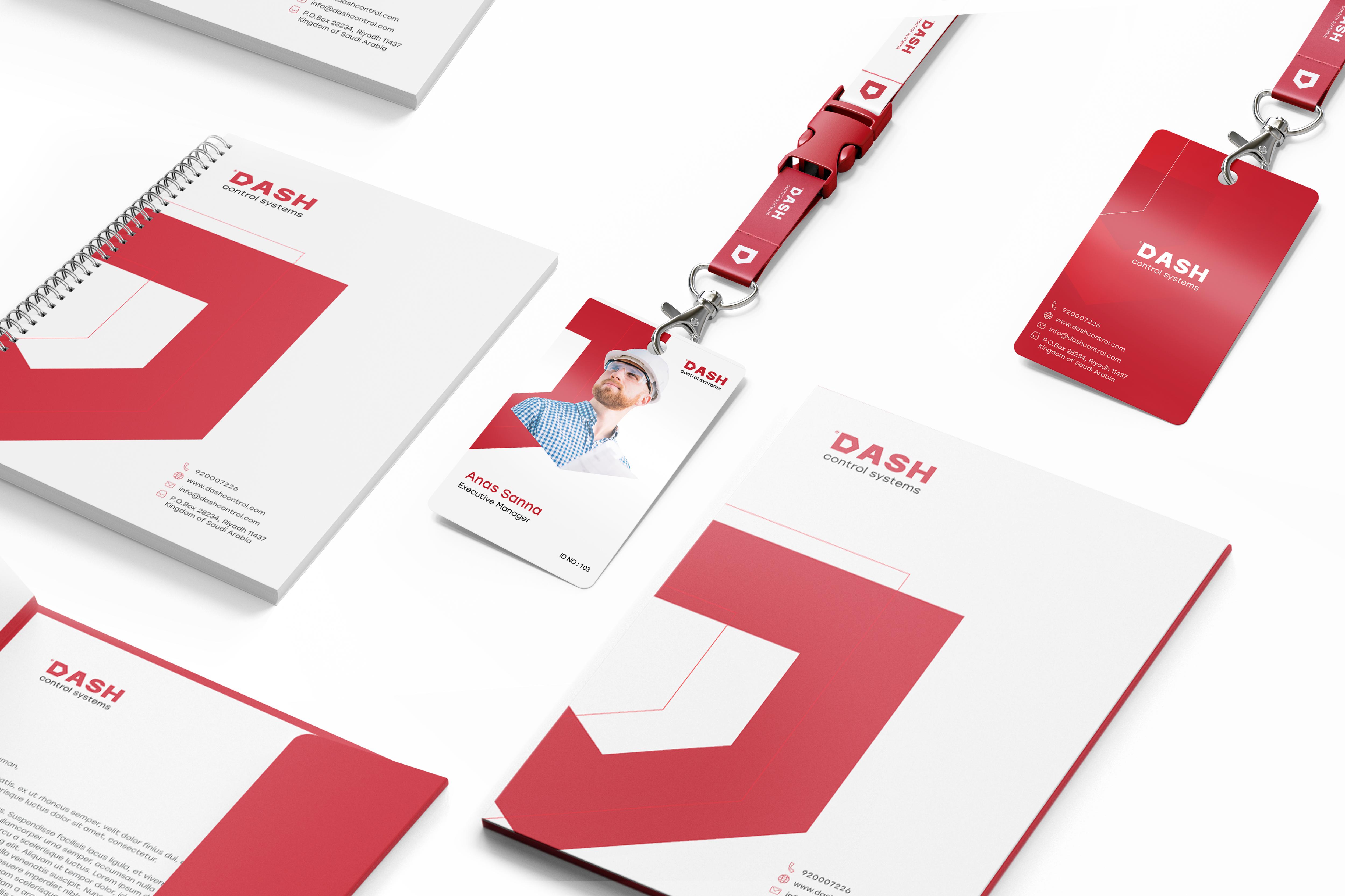 Visual Rebranding